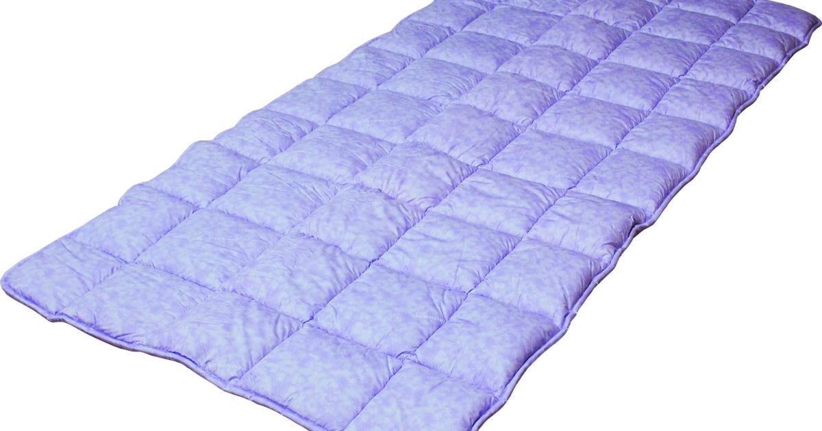 紫雲 親孝行羊毛敷パッド